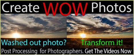 Post Processing for Photographers