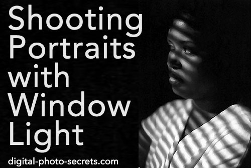 5 Camera Setting Tips for Shooting Great Portraits :: Digital Photo